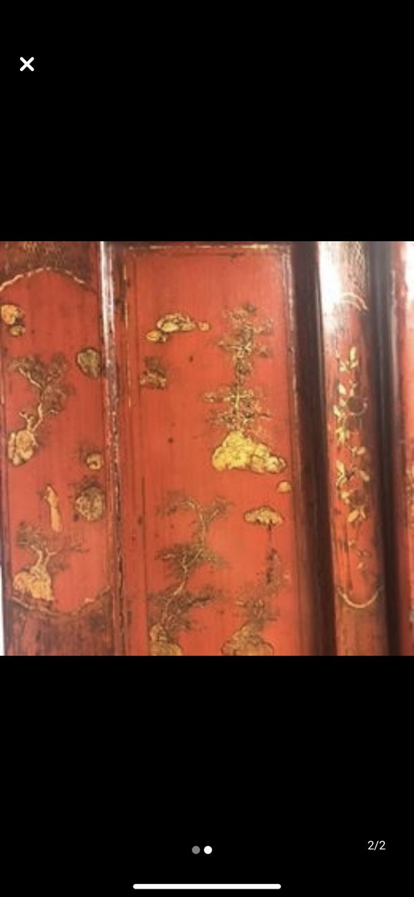 2 Antique Chinese wardrobe Excellent Condition