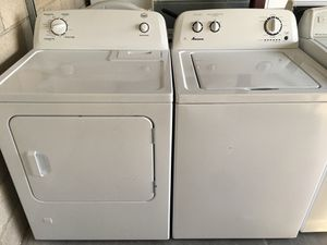 Amana washer and roper dryer for Sale in Las Vegas, NV