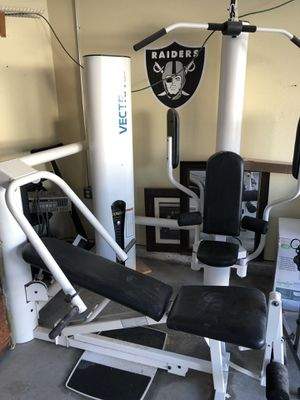 VECTR weight training equipment for Sale in Mission Viejo, CA