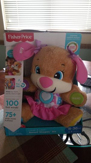 Fisher Price Learning Teddy Bear for Sale in Redford Charter Township, MI
