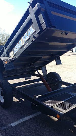 2013, load trail dump 5x 10 for Sale in Tucson, AZ