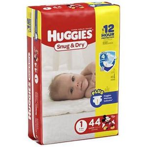 3 Unopened Huggies Size 1 44 ct for Sale in Beaverton, OR