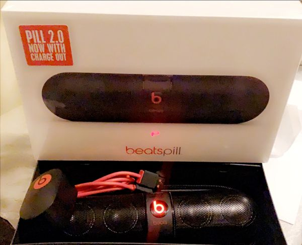 Beatspill speaker brand new perfect for a gift