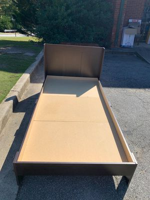 Twin bed frame for Sale in Norcross, GA