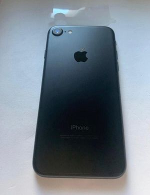 iPhone 7 Space Black for Sale in Los Angeles, CA