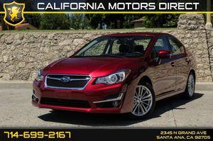 2015 Subaru Impreza Sedan for Sale in Santa Ana, CA