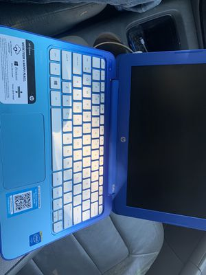 Hp stream laptop for Sale in Los Angeles, CA