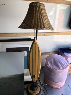 Surfers floor light for Sale in Fountain Valley, CA
