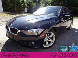2015 BMW 3 Series for Sale in Doraville, GA