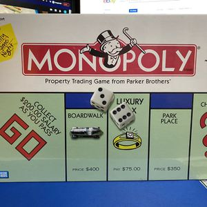 "Sealed 1998 Monopoly Standard Edition (First Inclusion Of ""Sack Of Money"" Token) for Sale in Tempe, AZ"