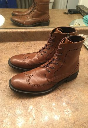 """Men's """"Unlisted"""" By Kenneth Cole Boots - Size 9 for Sale in Germantown, MD"""