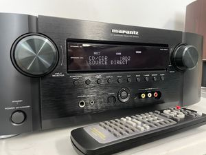 MARANTZ A/V Receiver 7.1 channel HDMI with Remote control for Sale in West Covina, CA