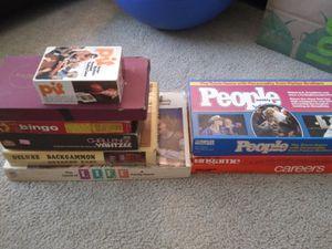 Vintage Board game lot for Sale in Rancho Cordova, CA
