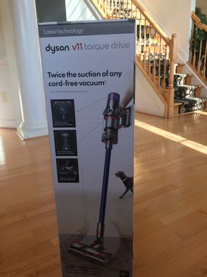 Dyson V11 torque drive vacuum for Sale in Daniels, MD