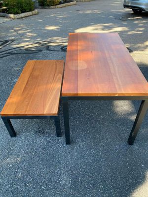 Kitchen and coffee table for Sale in Waltham, MA