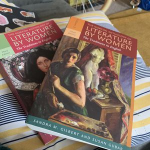 Norton Anthology of Literature By Women (Volume 1 and 2, 3rd Edition) for Sale in Columbus, OH