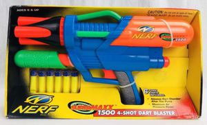 COLLECTOR's HIGH VALUE NERF GUN NEW IN BOX for Sale in Beverly Hills, CA