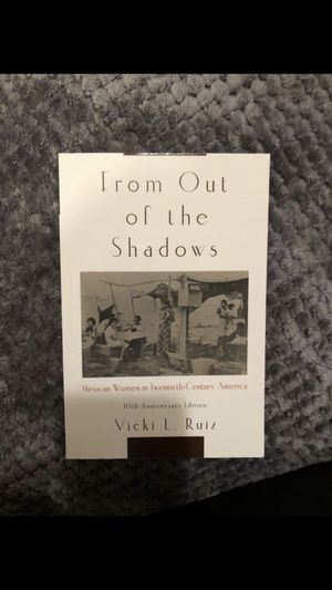 From out of the shadows chicano studies for Sale in San Diego, CA