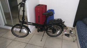 Electric bicycle fondable for Sale in Miami Beach, FL