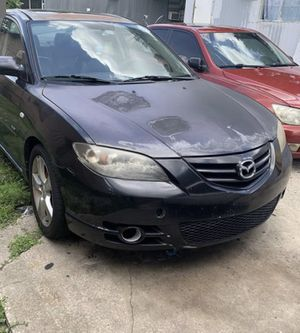 Mazda 3 2005 for parts for Sale in Tampa, FL