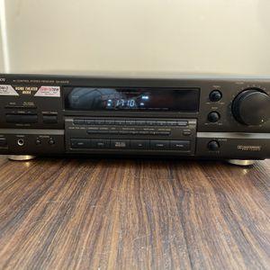 Technics Sa-Gx470 AV Control Stereo Receiver for Sale in San Diego, CA
