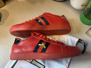 Gucci Ace Sneakers for Sale in Tacoma, WA
