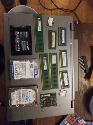 Computer parts for Sale in Camden, NJ