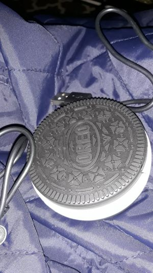 New oreo bluetooth speaker very loud with cords for Sale in Saint Paul, MN