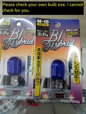 [must read] Free new blue 7440 T20 light bulbs free for Sale in Los Angeles, CA
