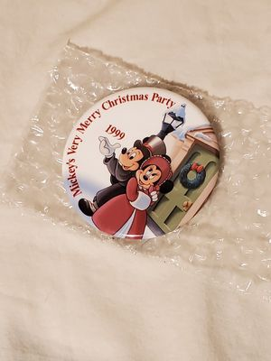 1999 Disney Christmas Pin for Sale in Middletown, MD