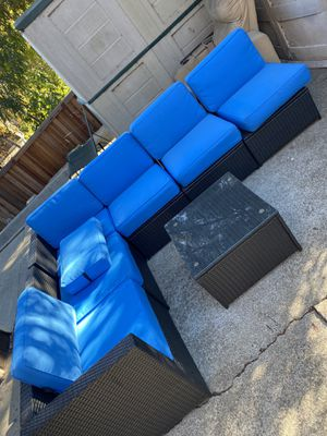 Outdoor patio furniture for Sale in Richmond, CA