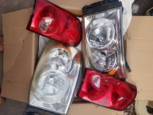 Headlights and taillights 2007 DODGE RAM for Sale in Phoenix, AZ