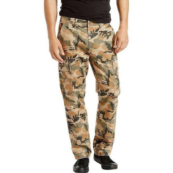 Levis 541 Camo Men's Pants Size 31×32