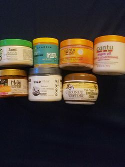 Hair PRODUCTS .....Cantu LANGE ..... for Sale in Andover,  MA