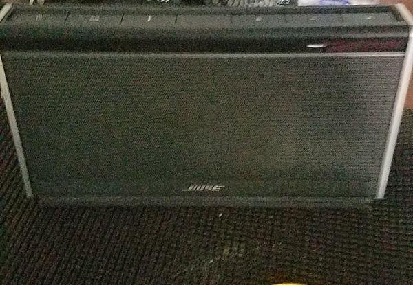 Bose speaker wireless with bluetooth