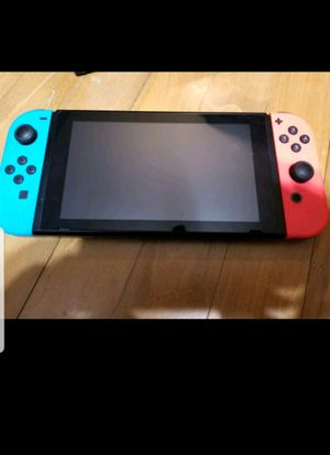 Nintendo switch with pro controller for Sale in Springfield, TN