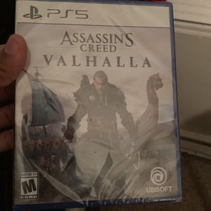 Assassins Creed Valhalla Ps5 for Sale in Tacoma, WA