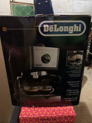 Delonghi Espresso and Cappuccino Maker for Sale in Rockville, MD