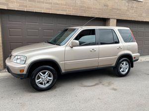 Honda crv 2001 for Sale in Chicago, IL