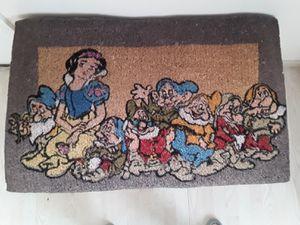 Disney Snow White Outdoor Floor Mat for Sale in Seattle, WA