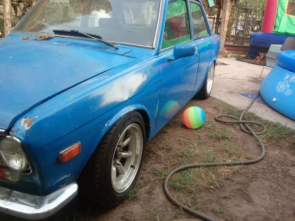 72 Datsun 510 K24 swap trade only for Sale in Los Angeles, CA - OfferUp