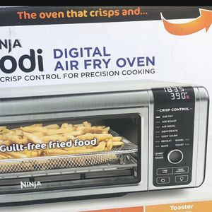 Ninja Foodi Dijital Air Fryer for Sale in San Bernardino, CA