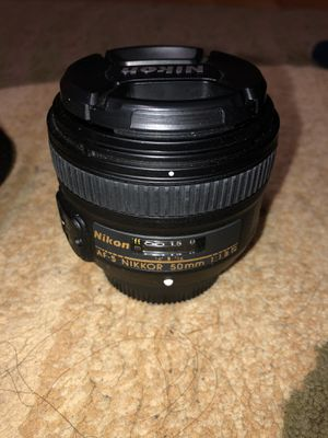 Nikon 50mm Lens for Sale in Queens, NY