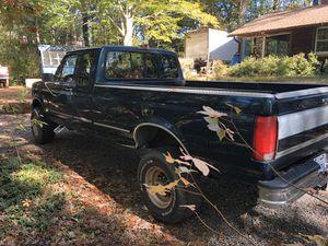1996 Ford F-250 7.3 Powerstroke Turbo Diesel 4x4 Pickup Truck for Sale in Alexandria, VA