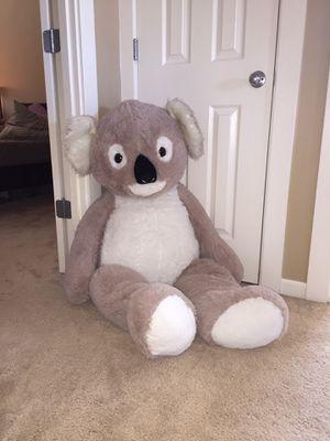 Large Koala stuffed animal for Sale in Molalla, OR