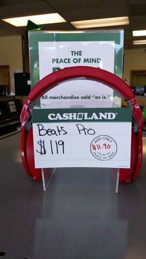 Beats Pro headphones with case for Sale in Columbus, OH