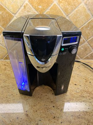 iCoffee single cup pod kcup serving coffee brewer maker for Sale in Calabasas, CA