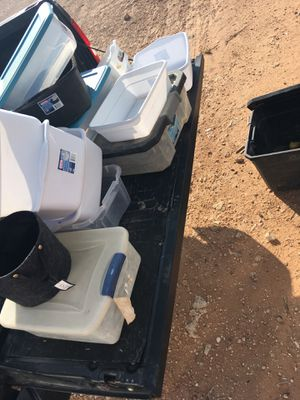 15 used containers for Sale in San Angelo, TX