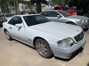 1991 MERCEDES R129 500SL FOR PARTS PARTING OUT 300SL SL500 SL320 OEM for Sale in Dallas, TX