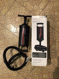 Intex Double Quick II pump for Sale in McLean,  VA